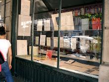 vitrine Écume des Pages