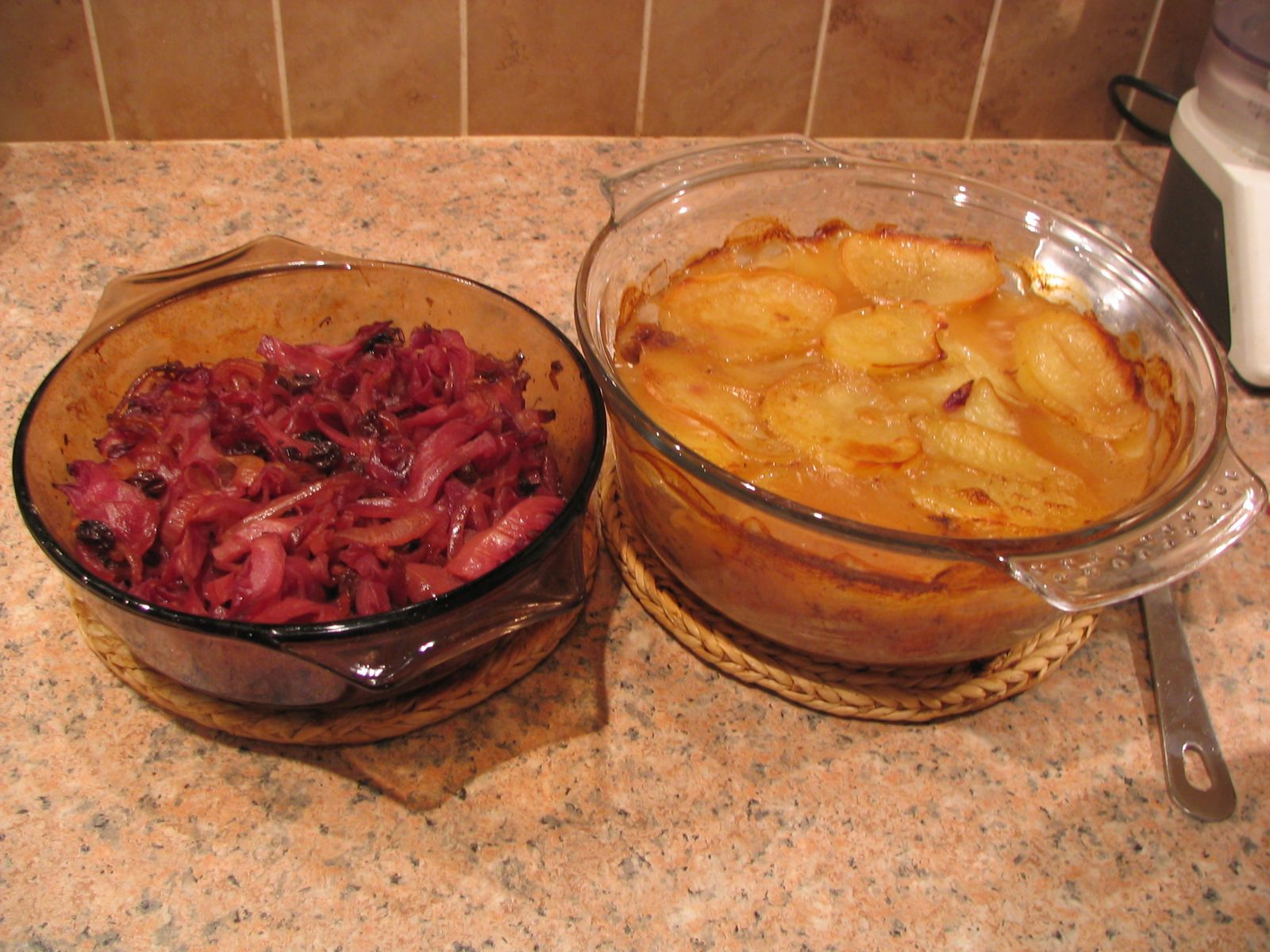 Lancashire hotpot (old picture!)