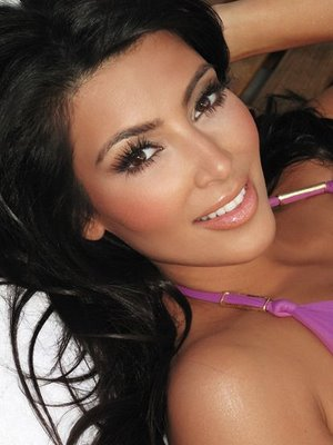 kourtney kardashian hair extensions. Kim Kardashian Hair Extensions