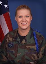 Salute! a Service Woman