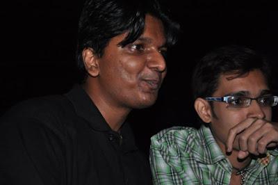 Hardik Shah [Guru] with Aviraj