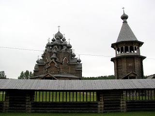Parque Bogoslovka en los alrededores de San Petersburgo