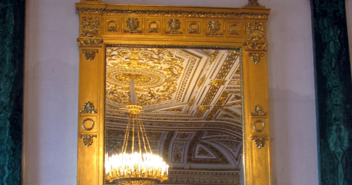 Maravillas de san petersburgo sala de malaquita en el for Sala maravillas