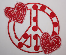 AC Heart Peace Sign