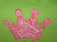 Crown ~ Embroidery Boutique