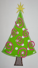 AC Swirly Christmas Tree