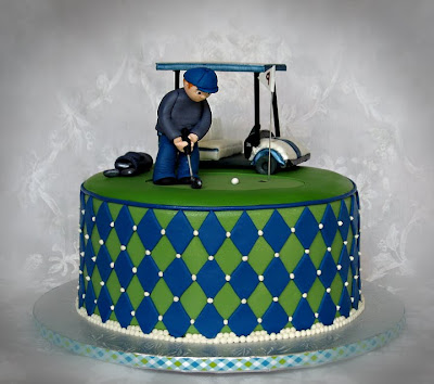 Staceys Sweet Shop Truly Custom Cakery LLC For all you golfers