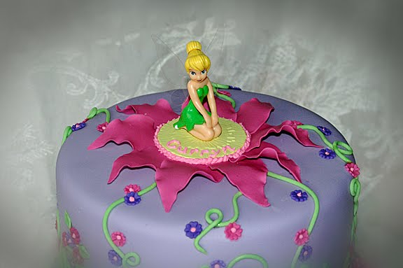 Staceys Sweet Shop Truly Custom Cakery LLC Tinkerbell First