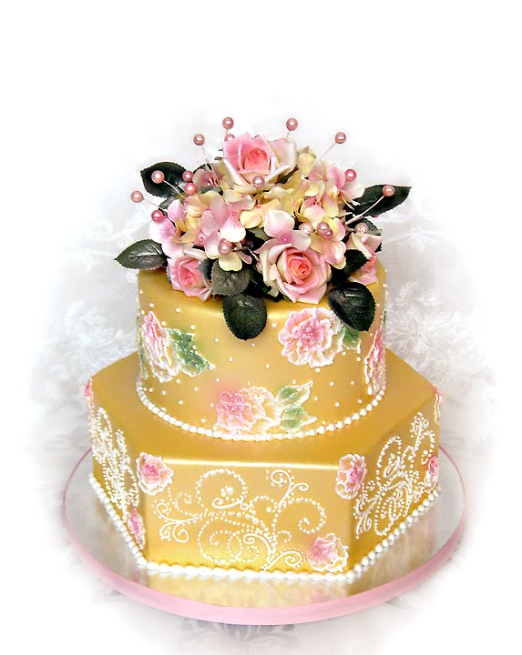 Stacey\'s Sweet Shop - Truly Custom Cakery, LLC: A Spring Wedding ...