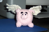 Free Flying Pig Amigurumi Pattern