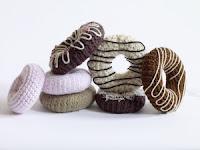 Free amigurami doughnut pattern