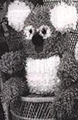 Free crochet koala pattern