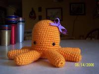 Free octopus amigurumi pattern