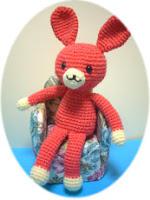Free amigurumi rabbit pattern