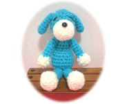 Free dog amigurumi pattern