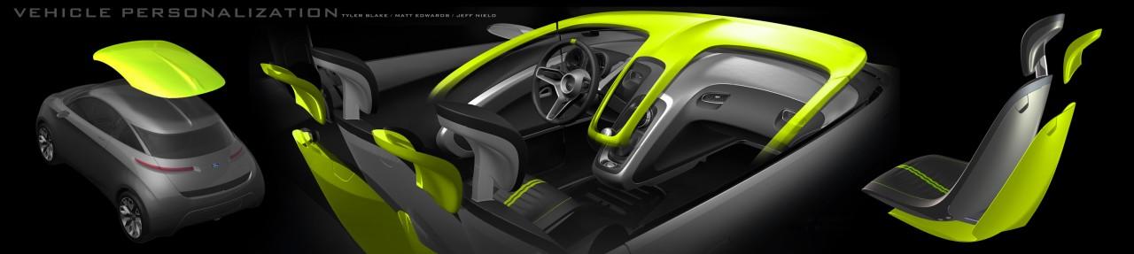 Car Design Malaysia Ford Start Concept