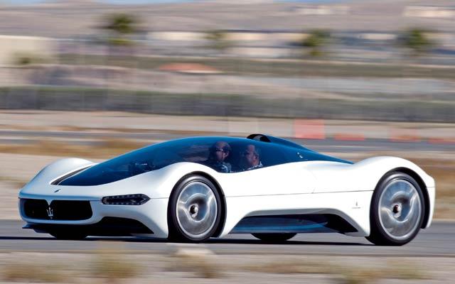 Maserati+birdcage+concept