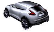 Candy of the day Nissan Juke sketches. Posted by DesignChef at 6:20 AM