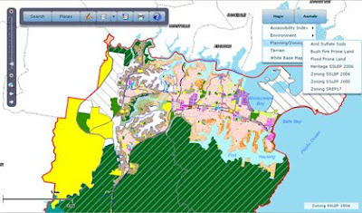 Allthingsspatial Sutherland Shire Maps a winner