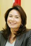M.ª Belén Prado Sanjurjo, Viceconsejera de Ordenación Sanitaria e Infraestructuras.