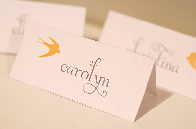 template place cards