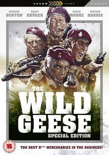 Peliculas y Soldados Wildgeeseimage+dvd
