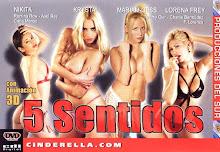 "DVD ""5 Sentidos"""