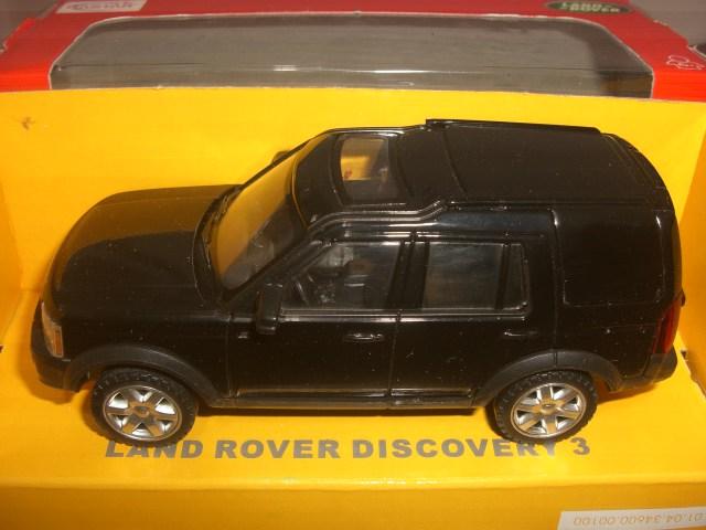Bimbim Diecast Metal Diecast 0410 Rastar Land Rover