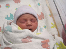 Evan Michael ~ Just a few hours old
