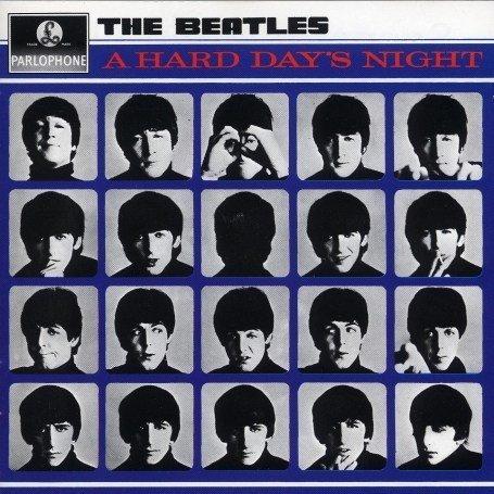 DISCOS IMPRESCINDIBLES. LOS 60'. - Página 2 Album-The-Beatles-A-Hard-Days-Night