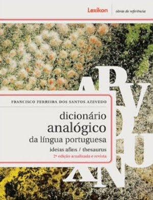 Dicionário analógico da língua portuguesa