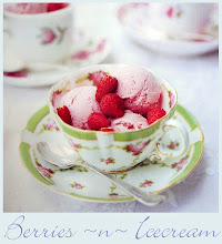 strawberries -n- ice cream