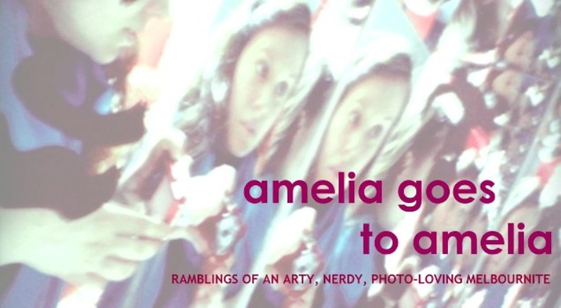 Amelia goes to Amelia