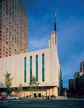 The Manhattan LDS Temple