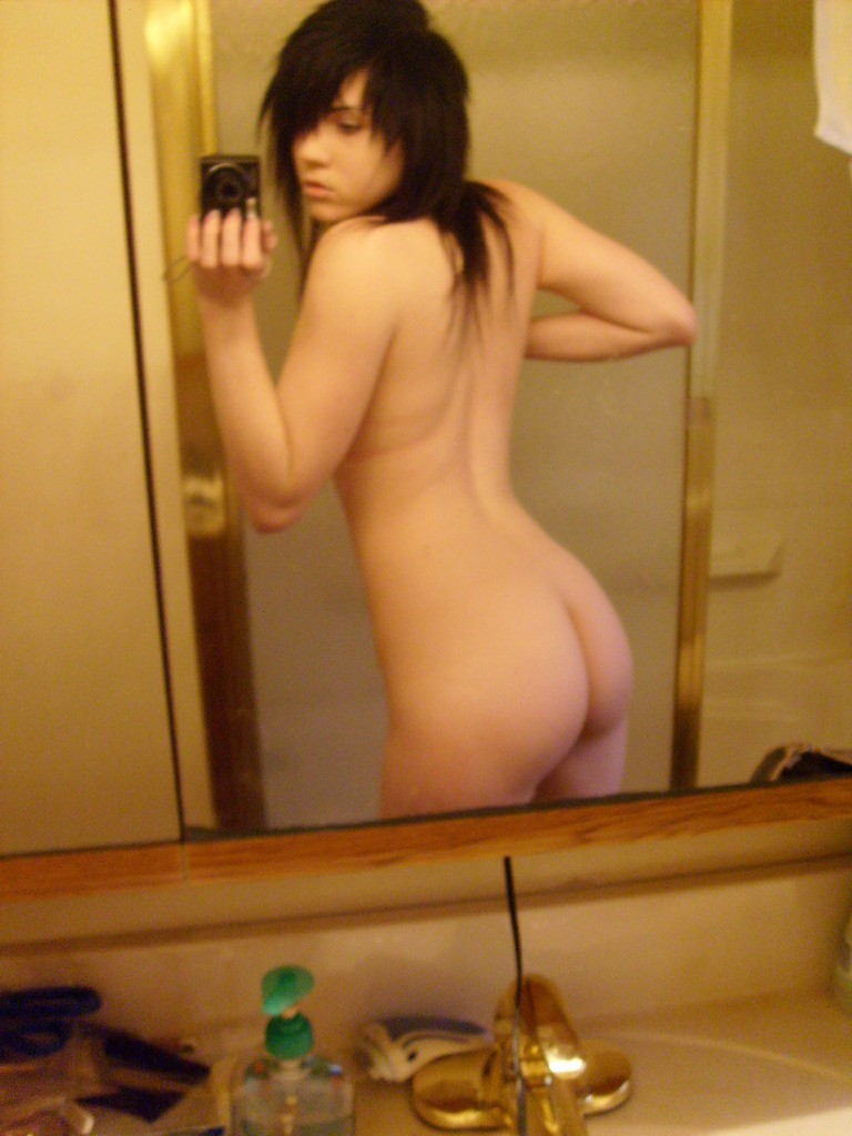 Asian ass emo hot