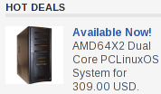 pclinuxos pc hot deals from linpc.us