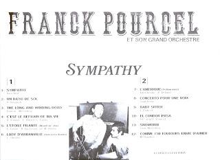 Franck Pourcel - Sympathy (LP)