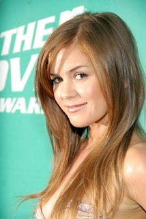 Trendy hairstyle for women 2009 - 2010
