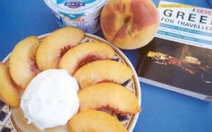 Greek Yoghurt, Wild Honey and Summer Fruits Recipe