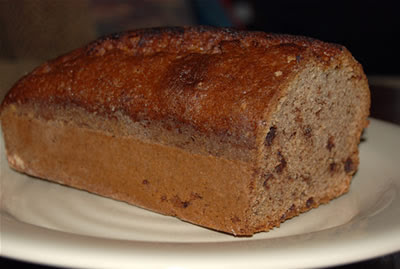 Dessert Recipes Banana Bread