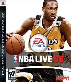 Baixar   NBA Live 2008 EUR PS3