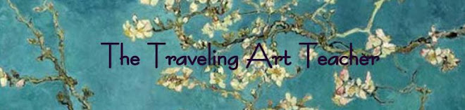 The Traveling Art Teacher