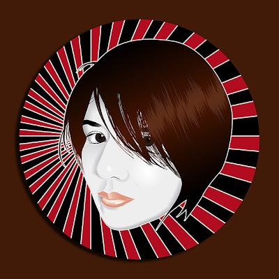 ej's vector portrait
