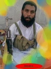 شهید عبدالواحد محمدی سراوانی