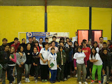 Enxadristas Iguaçuenses que participaram do torneio em Cascavel...