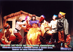 Peça Teatral Branca de Neve na Floresta Amazônica