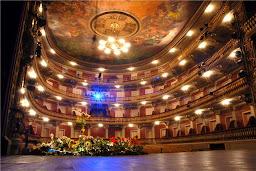 No Theatro da Paz - Apresentação da peça Teatral A Bela Adormecida na Amazônia