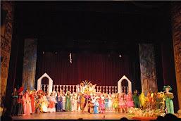 Espetáculo A Bela Adormecida na Amazônia(2008)