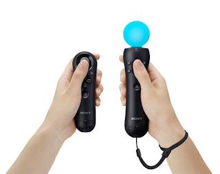 El interés sobre Kinnect y Move es bajo entre los aficionados PS3+Move