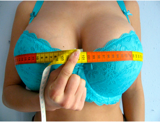 my real bra size
